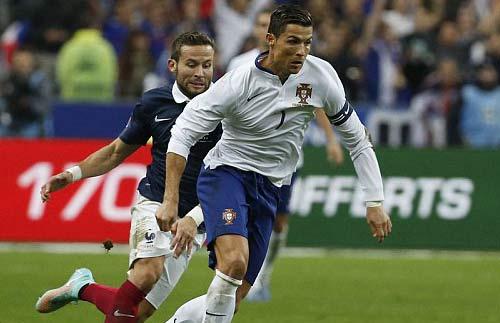 Ronaldo có giá 1 tỷ euro: Hết cửa cho MU - 1