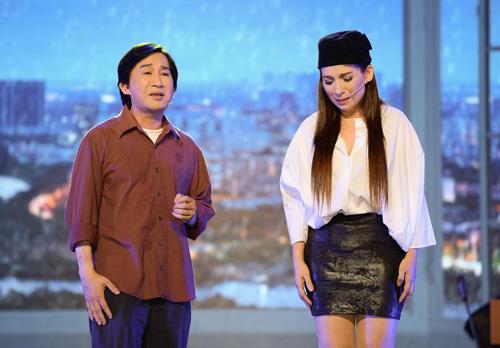 Phi Nhung khóc cạn nước mắt trong liveshow - 4