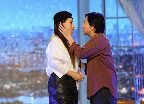 Phi Nhung khóc cạn nước mắt trong liveshow - 5