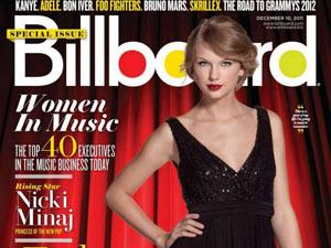 """Taylor Swift được vinh danh là """"Nghệ sĩ nữ của năm"""" 2014"""