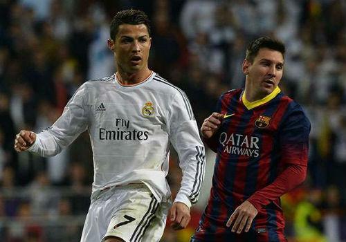 Quên Messi, Ronaldo đi, Figo xem mình là số 1 - 1
