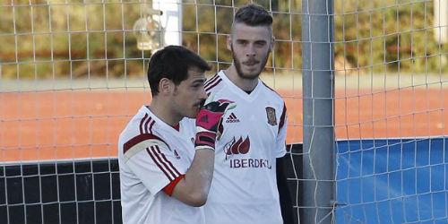 "Sau tuyển TBN, De Gea lại ""đe dọa"" Casillas ở Real - 1"