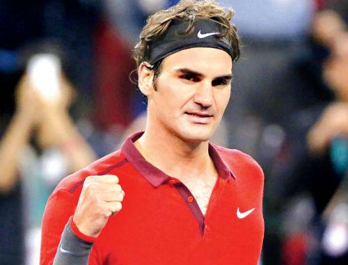Federer - Simon: Đăng quang sau 2 loạt tie-break - 1