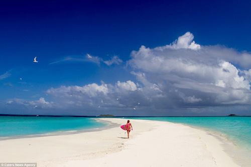 Đảo rác khổng lồ phía sau thiên đường biển Maldives - 13