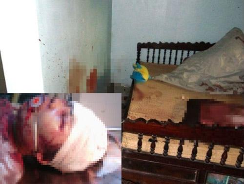 Bé gái bị hành hung trong đêm: Lời kể của người thân - 1