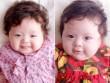 Ngắm con gái đáng yêu của Elly Trần