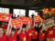 Fan Việt vỡ òa sau trận đấu cống hiến của U19 VN