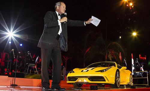 Ferrari 458 Speciale Aperta có giá 900.000 USD - 1