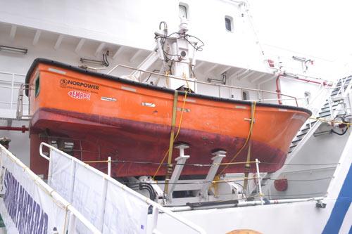 Cận cảnh tàu kiểm soát ô nhiễm của Ấn Độ tại Việt Nam - 5