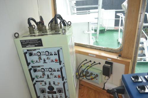 Cận cảnh tàu kiểm soát ô nhiễm của Ấn Độ tại Việt Nam - 6