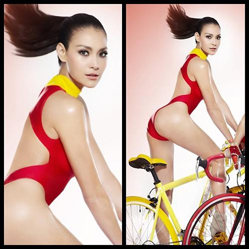 Mê mải ngắm mỹ nữ mê thể thao đẹp nhất Thái Lan - 12