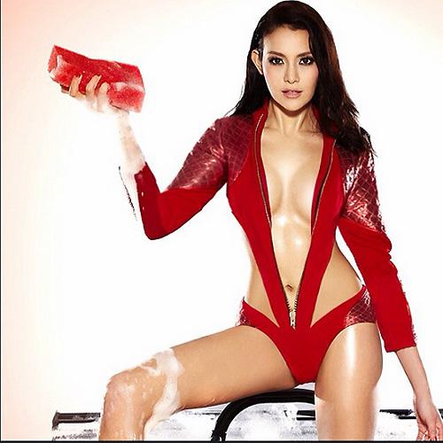Mê mải ngắm mỹ nữ mê thể thao đẹp nhất Thái Lan - 6