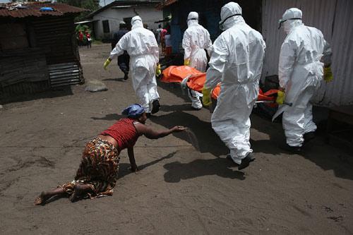 Nhân viên y tế LHQ thiệt mạng vì Ebola ở Đức - 1