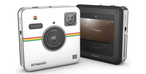 Máy ảnh mang phong cách Instagram độc, lạ - 1