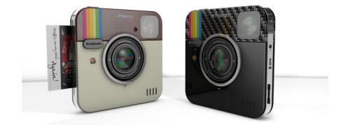 Máy ảnh mang phong cách Instagram độc, lạ - 2