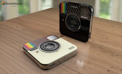 Máy ảnh mang phong cách Instagram độc, lạ - 3