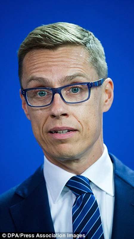 Kinh tế Phần Lan sụt giảm vì Apple - 1