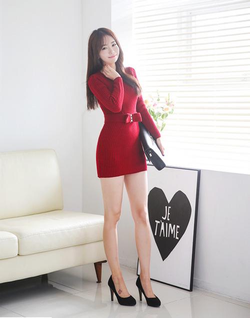 Các mẫu váy thu theo chân nàng sành điệu tới sở - 11