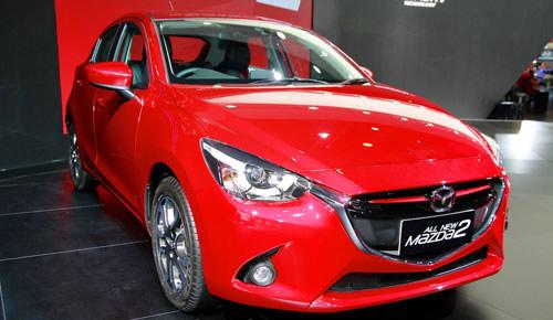 Mazda2 thế hệ mới chỉ chạy hết 3,4 lít/100 km - 2