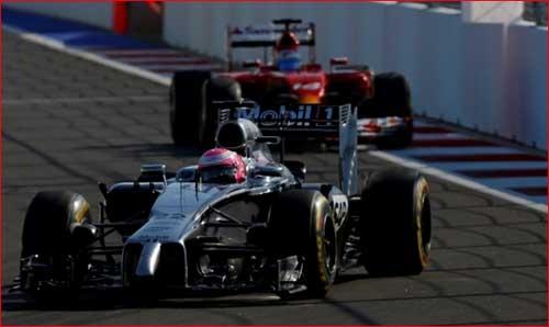 F1 - Russian GP: Phía sau vạch đích (Phần 1) - 2