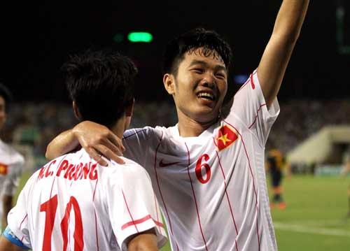 Arsenal muốn 2 ngôi sao sáng nhất của U19 VN - 1