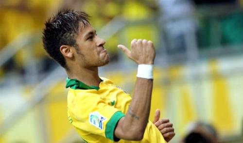 Nhật Bản – Brazil: Sô diễn của Neymar - 1