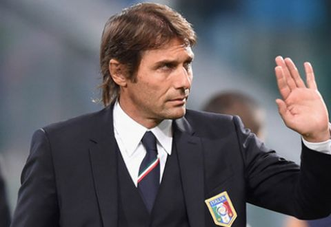 HLV Conte đi vào lịch sử bóng đá Italia - 1