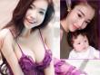 """Elly Trần: Từ hot girl """"ngực khủng"""" đến bà mẹ ngoan hiền"""