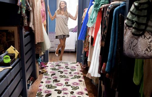Phòng để quần áo: Xa xỉ hay bình dân? - 1