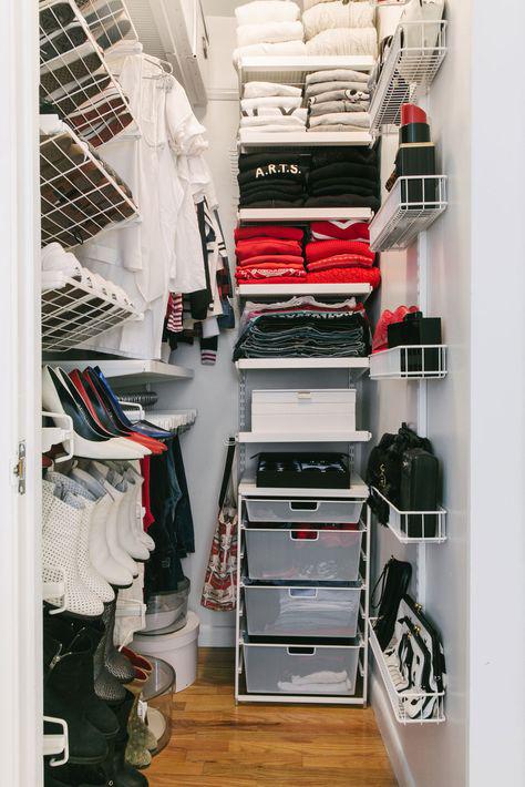Phòng để quần áo: Xa xỉ hay bình dân? - 6