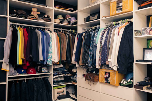 Phòng để quần áo: Xa xỉ hay bình dân? - 9