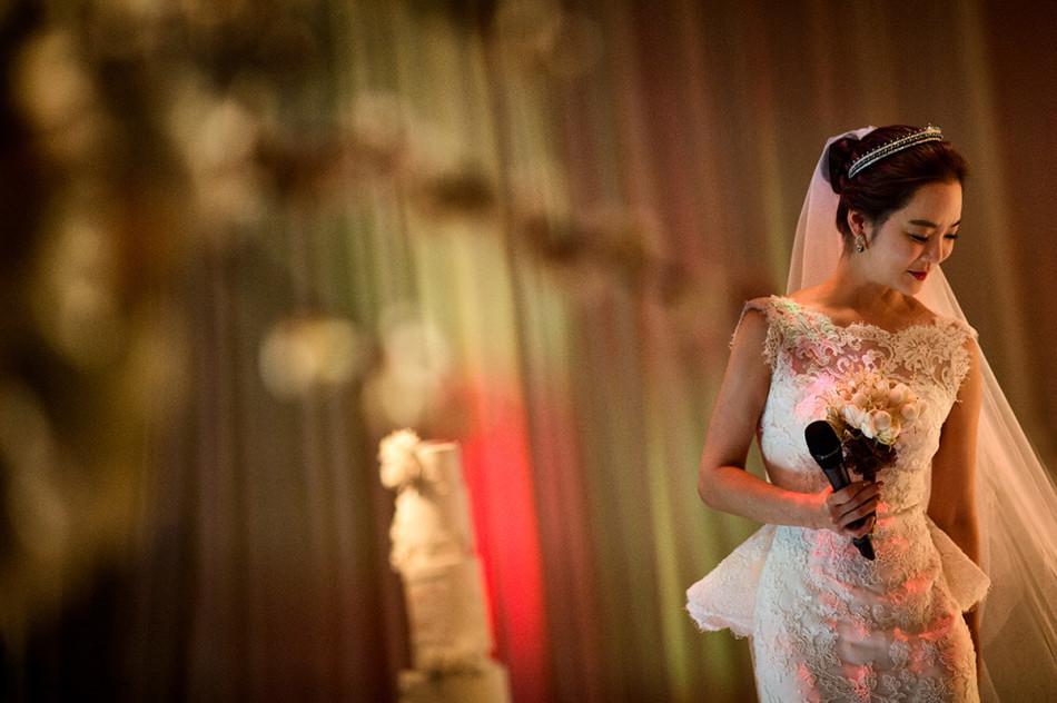 Những khoảnh khắc đẹp trong hôn lễ lần 2 của Chae Rim - 12