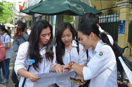 Tiết lộ phương án tuyển sinh trường ĐH Bách Khoa Hà Nội - 1