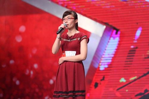 """Cô gái Quảng Ninh khiến BGK Vietnam's Got talent """"nhăn mặt"""" - 1"""