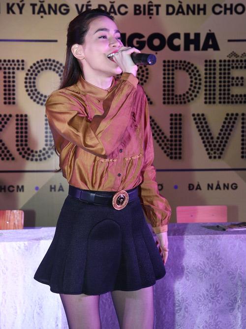 Sốt vé trước show diễn xuyên Việt của Hà Hồ tại Thủ đô - 7