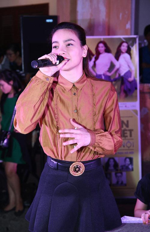 Sốt vé trước show diễn xuyên Việt của Hà Hồ tại Thủ đô - 2