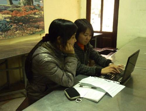 Giới trẻ viết thư tỏ tình thuê kiếm 5-6 triệu/tháng - 1