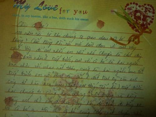 Giới trẻ viết thư tỏ tình thuê kiếm 5-6 triệu/tháng - 3