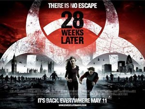Trailer phim: 28 Weeks Later