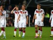"""Đức đánh rơi chiến thắng, HLV Loew """"nổi đóa"""""""