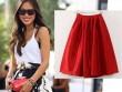 5 kiểu mặc đẹp hơn với chân váy midi