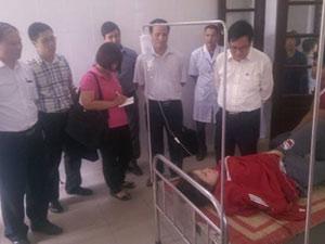 300 người nhập viện do ngộ độc: Nghi do cá mối khô