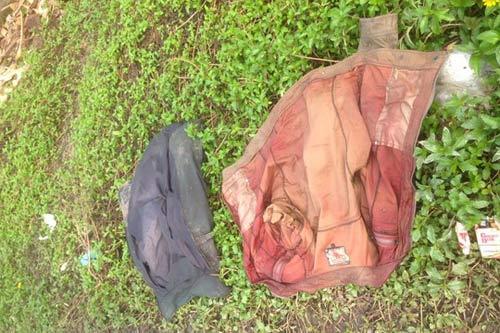 Truy tìm hung thủ sát hại tài xế xe ôm bằng 11 nhát dao - 1