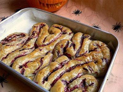 Những món ăn ngon… rùng rợn cho bữa tiệc Halloween - 1