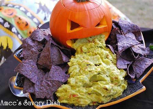 Những món ăn ngon… rùng rợn cho bữa tiệc Halloween - 4