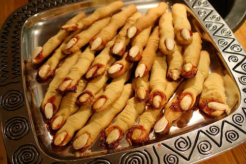 Những món ăn ngon… rùng rợn cho bữa tiệc Halloween - 6