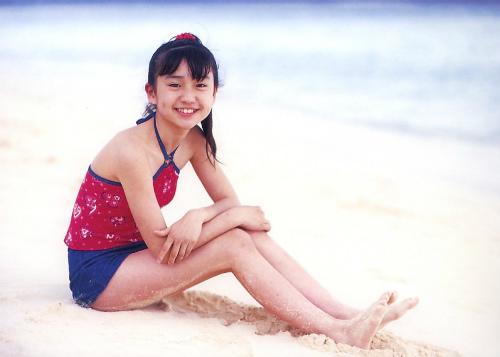 Nhan sắc ngọt lịm của ngọc nữ Nhật Bản thuở 13 tuổi - 5