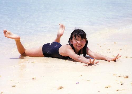 Nhan sắc ngọt lịm của ngọc nữ Nhật Bản thuở 13 tuổi - 8