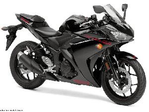 Yamaha YZF-R3 giá khoảng 100 triệu đồng ra mắt