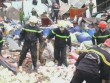 Hỗ trợ nạn nhân vụ nổ cơ sở hoá chất ở TP.HCM